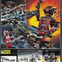 Lego Space insert 1994-ből