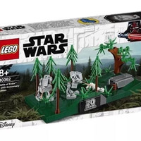 Rövidhír: Lego Star Wars 40362 Battle of Endor - 20th Anniversary Edition