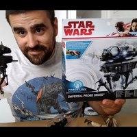 Heti videó: 06# Last Jedi figurák 5.rész