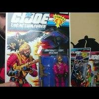 01#Vintage G.I.Joe figurák- A G.I.Joe figurák története és általános bemutatása
