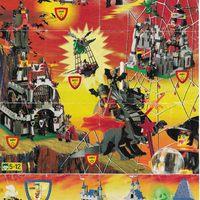 1997-es Lego Castle insert