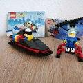 Heti videó: 21# Vintage Lego Town - 2849 Gyrocopter & 6537 Hydro Racer