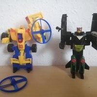 Heti videó: 06# Transformers G2 Terradive & Leadfoot