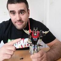 Heti videó: 05#Transformers G1 - Snarl