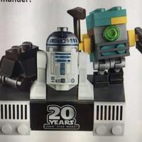 Szombat reggeli hírcsokor....TVC, BS, Lego Star Wars