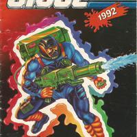 1992-es magyar G.I.Joe katalógus