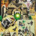 Lego Adventures insert 1998-ból