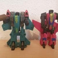 Heti videó: 04# Transformers G1 - Európai exkluzívok: Talon és Snare