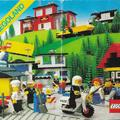 1983-as Lego Town insert