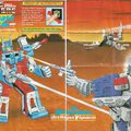 Transformers katalógus 1986