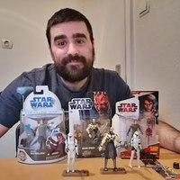 Heti videó: 02# Clone Wars figurák részletesen 2.rész