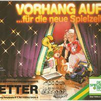 1991-es osztrák Spielzeug Ring játékkatalógus