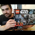 Heti videó: 21# Lego Star Wars - 75183 Darth Vader Transformation