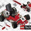 1987-es Lego Technic katalógus