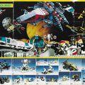 1989-es Lego Space insert