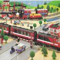 1985-ös Lego Train Insert