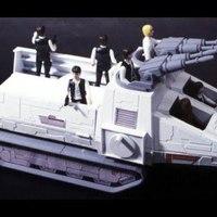Vintage Star Wars figura tervek 1986-ra