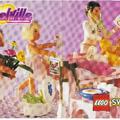 Lego Belville/Paradisa katalógus 1996-ból