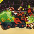 A Lego Space története 3.rész - Az M:Tron a Blacktron II és a Space Police II