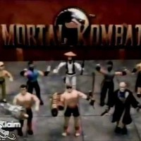 Mortal Kombat figurák reklámja (1994)