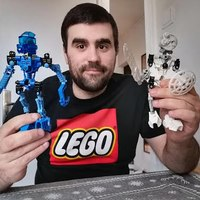 Heti videó: 01# Egyéb Lego cuccok - A Bionicle általánosságban + Gali és Kopaka