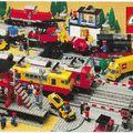 1983-as Lego Train katalógus