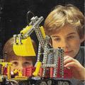 Nyugat-Európai Lego Technic katalógus 1984-ből