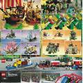 Egy általános Lego insert 1989-ből
