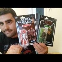 Heti videó: 03# Star Wars Vintage Collection figurák részletesen 3.rész