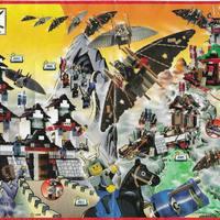 Lego Ninja poszter 1999-ből