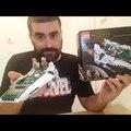 Heti videó: 23#Lego Star Wars - 75248 Resistance A-Wing