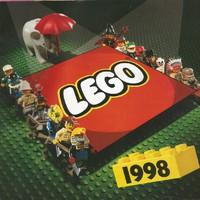 Egy 98-as magyar Lego katalógus