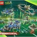 A Lego Space története 7.rész - Alien Conquest, Galaxy Squad