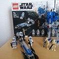 Heti videó: 29# Lego Star Wars - 75280 501st Legion Clone Troopers
