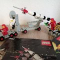 Heti videó: 18# Lego Space - 897 Launcher & 6806 Surface Hopper