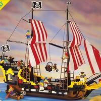 A Lego Pirates története 1.rész - A