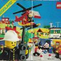 1982-es német Lego Town insert