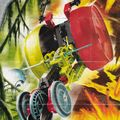 Lego Robo Riders insert 2000-ből