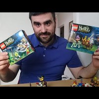 Heti videó: 10# Lego Monster Fighters 9461 & 9462 bemutató