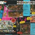 1992-es három nyelvű G.I.Joe poszter