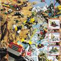 1998-as  Lego Town Extreme insert