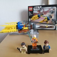 Heti videó: 27# Lego Star Wars - 75258 Anakin's Podracer