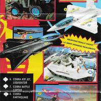 Európai G.I.Joe insert 1992-ből