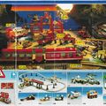 1990-es Lego Town/ Train insert