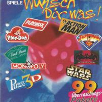 1997-es MB-Parker német játékkatalógus