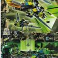 Lego Insectoids insert 1998-ból