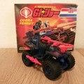 Heti videó: 38# Vintage G.I.Joe - Cobra Ferret ATV bemutató
