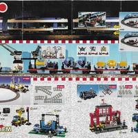 1999-es  Lego Train insert