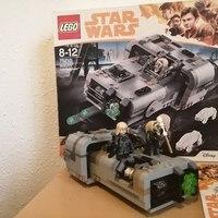 Heti videó: 26# Lego Star Wars - 75220 Moloch Speeder