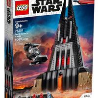 Immáron hivatalos: 75251 Darth Vader's Castle